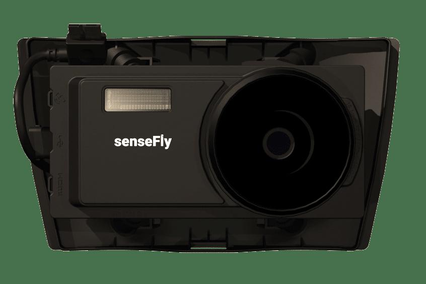 Drone camera payload for sensefly ebee X