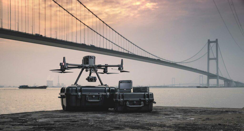 DJI M300 RTK Drone the best inspection drone