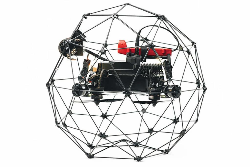 Flyaiblity Elios 2 drone RAD