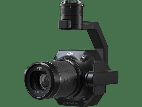 DJI M300 RTK P1 payload LIDAR