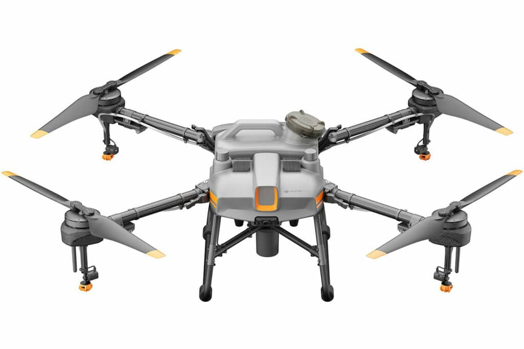 DJI Agriculture drone for spraying T10
