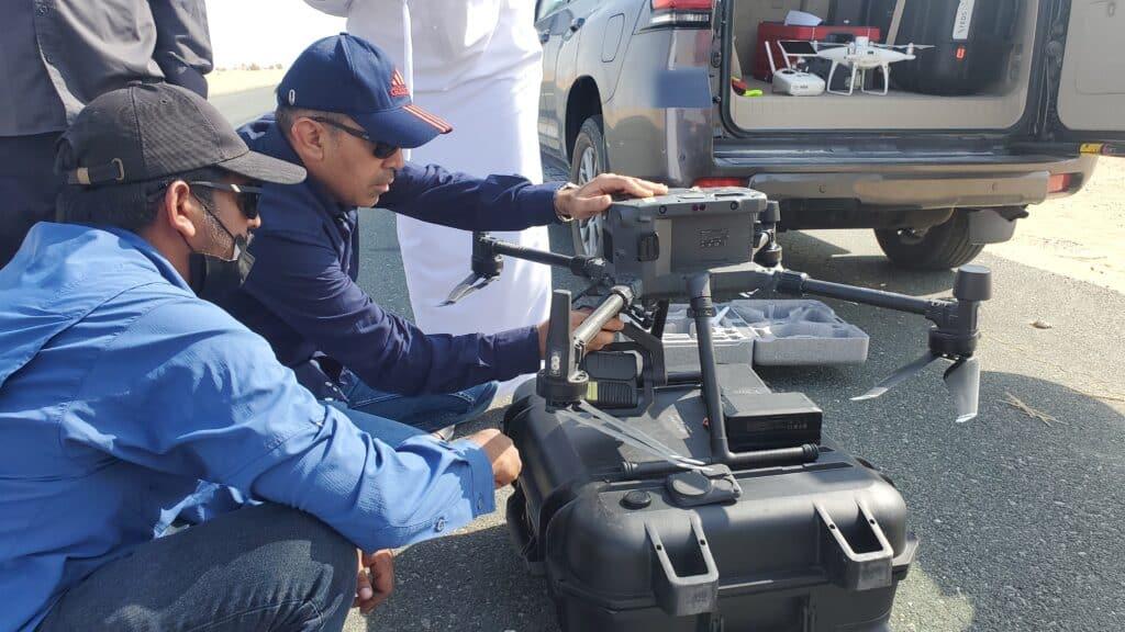 DJI Drone Training Transco